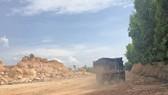 Cần chấn chỉnh hoạt động khai thác khoáng sản tại Núi Dàng