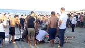 Đuối nước khi tắm biển ở Quảng Nam, 3 người tử vong
