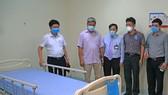 Bệnh viện Đa khoa Trung ương Quảng Nam tiếp nhận điều trị bệnh nhân Covid-19