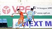 Bình Định tự làm khó mình khi để Khánh Hoà chia điểm trên sân Quy Nhơn ở vòng 10.
