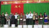 Hỗ trợ 20 tỷ đồng khắc phục mưa lũ huyện Tây Giang, Quảng Nam