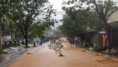 Hàng chục người bị sạt lở núi vùi lấp tại Quảng Nam