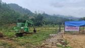 Khởi công khu tái định cư cho người dân vùng sạt lở núi Trà Leng