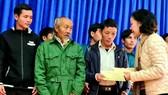 Trưởng Ban Dân vận Trung ương: Đề nghị Quảng Nam tiếp tục tập trung giúp đỡ người dân Trà Leng sớm ổn định chỗ ở