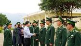 Giữ vững an ninh trật tự vùng biên giới Quảng Nam