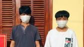 Bắt giữ 2 người vượt biên trái phép tại Quảng Nam