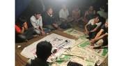 Triệt phá nhiều tụ điểm cờ bạc tại Tiền Giang
