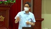 Phó Thủ tướng Vũ Đức Đam: Tiền Giang cần đi từng ngõ, gõ từng nhà, nắm chắc người từ địa phương khác đến
