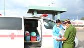 Phát hiện nhiều xe chở người tử vong từ TPHCM về miền Tây không giấy tờ hợp lệ