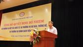 Thống đốc NHNN Lê Minh Hưng chúc mừng 3 vụ trưởng mới được bổ nhiệm