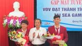 Quảng Bình: Vinh danh 2 vận động viên đạt Huy chương Vàng tại SEA Games 29