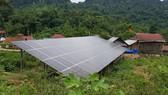 Đã hơn tháng nay, hệ thống điện mặt trời vẫn chưa được sửa chữa