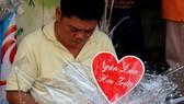 Thêm nhiều quà tặng Valentine mới lạ