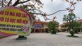 Bên trong trường tiểu học Đồng Phú, Đồng Hới
