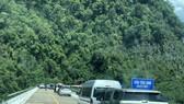 Khu vực xảy ra vụ tai nạn