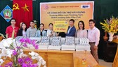 Công ty Zott Việt Nam trao 1 tỷ đồng xây dựng điểm Trường Mầm non bản Khe Cát