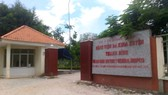 Bệnh viện đa khoa huyện Thanh Bình, Đồng Tháp. Ảnh: TRÍ VĂN