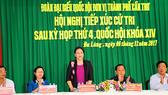 Chủ tịch Quốc hội Nguyễn Thị Kim Ngân: Cần xem xét các trạm BOT đặt không đúng vị trí