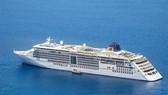 Tàu MS Europa 2, con tàu du lịch biển hiện đại. Ảnh: TL