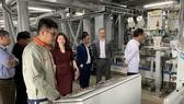 Khánh thành nhà máy sản xuất thức ăn chăn nuôi với công nghệ tự động tại Long An