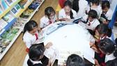 Thư viện container tại Trường THCS Lê Hồng Phong
