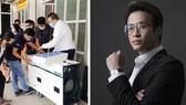 Hà Anh Tuấn là nghệ sĩ Việt đầu tiên tài trợ 3 phòng áp lực âm điều trị, phòng chống dịch Covid-19