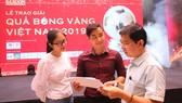 Rộn ràng trước giờ G Lễ trao giải Quả bóng vàng Việt Nam 2019
