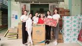 Tiểu Vy, Lương Thuỳ Linh cùng các á hậu thăm, tặng quà trẻ em kém may mắn