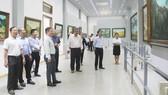 Đề xuất thành lập một bảo tàng tư nhân về tranh ở TPHCM
