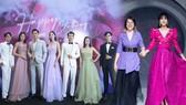 Lan Phương, Phương Oanh, Hương Ly xuất hiện trong show thời trang của NTK Thảo Nguyễn