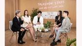Dàn hoa hậu, nghệ sĩ đình đám cùng xuất hiện trong Talkshow Series Hoa hậu Việt Nam 2020