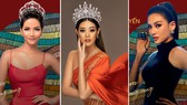 Võ Hoàng Yến, H'Hen Niê giúp Khánh Vân chọn trang phục dân tộc thi Miss Universe