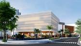 Các đồng chí lãnh đạo TPHCM và đại diện các sở, ban, ngành, đơn vị thực hiện nghi thức khởi công xây dựng mới Bảo tàng Tôn Đức Thắng. Ảnh: DŨNG PHƯƠNG