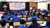 170 cán bộ Đoàn tham gia tập huấn cán bộ Đoàn năm 2020