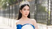 Á hậu Phương Anh được kỳ vọng sẽ chinh chiến Miss International