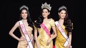 Nhan sắc Hoa hậu Đỗ Thị Hà và 2 Á hậu sau 1 tháng đăng quang