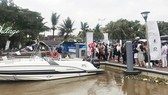 Khai mạc triển lãm du thuyền đầu tiên tại TPHCM