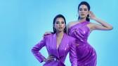 Hoa hậu Tiểu Vy và Đỗ Hà lần đầu đọ nhan sắc