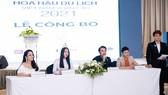 Họp báo công bố tổ chức cuộc thi Hoa hậu Du lịch Việt Nam Toàn cầu 2021