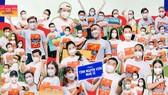 Hơn 100 nghệ sĩ hát tri ân lực lượng tuyến đầu và tình nguyện viên