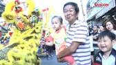Cộng đồng người Hoa tại TPHCM mừng Tết Nguyên Tiêu