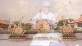 Công trình tôn vinh Đờn ca tài tử Nam bộ và nhạc sĩ Cao Văn Lầu