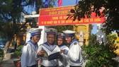 Hoàn thành chuyến quà Tết Canh Tý đến với quân dân Trường Sa