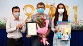 Bìa Giai phẩm Sài Gòn Giải Phóng Xuân Tân Sửu 2021 đoạt giải ba
