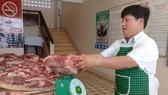 Tiền Giang kêu gọi tiêu thụ thịt heo giúp nông dân