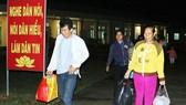 Sáng 26-12, người dân Bến Tre trở về nơi ở  bình thường