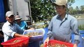 Quang cảnh buổi họp báo, ngày 6-9 tại Cần Thơ