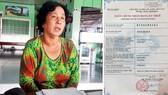 Bà Trần Thị Huệ và Giấy chứng nhận đăng ký thuế