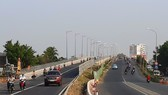 Sáng nay 18-1, thông xe cầu Quang Trung mới ở Cần Thơ