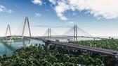 Ngày mai 27-2 khởi công dự án cầu Mỹ Thuận 2 với kinh phí hơn 5.000 tỷ đồng